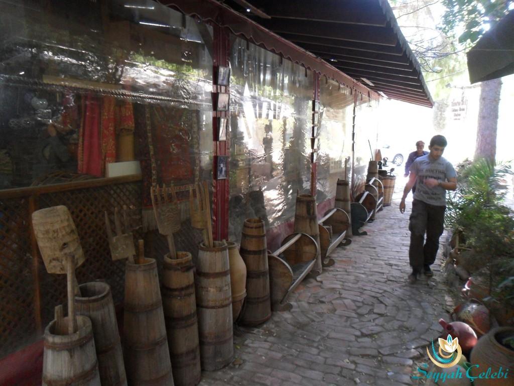 Yavuz'un Yeri Eski Aletler