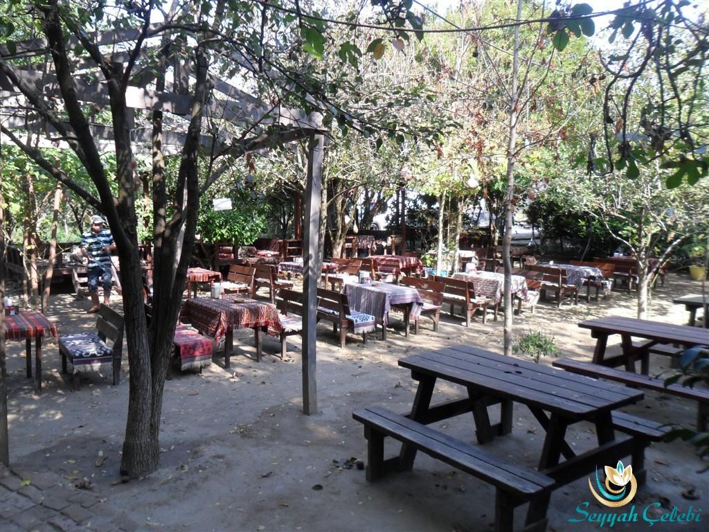 Yavuz'un Yeri Gözleme Bahçesi