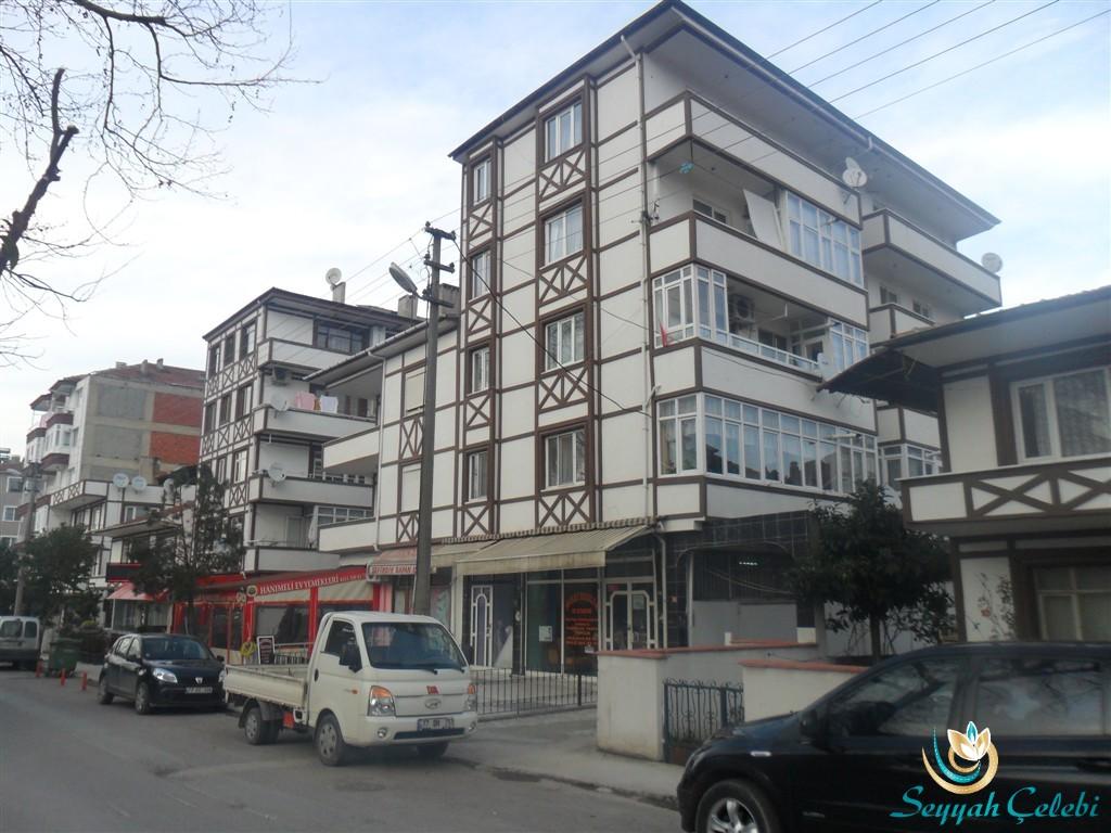Yalova Balkan Sokağı