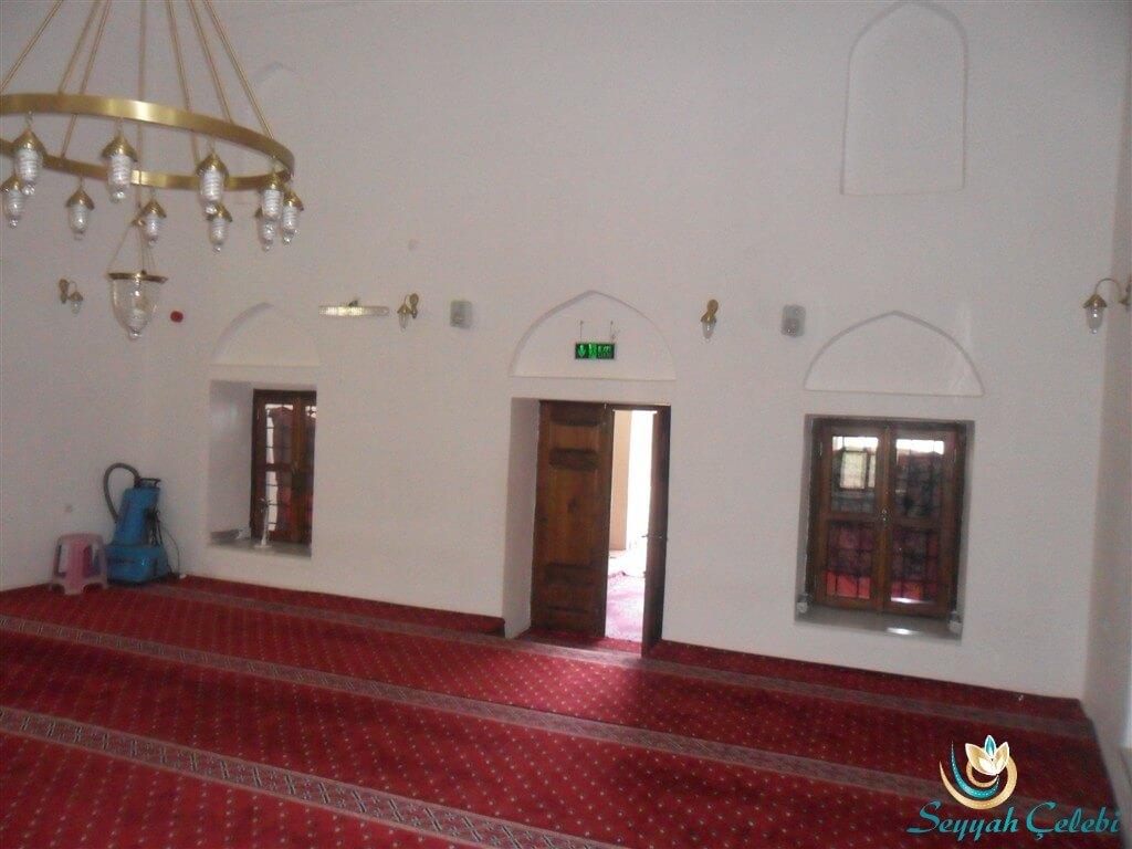 Babasultan Cami İkinci Giriş Kapısı