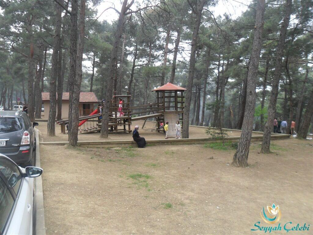 Bursa Atatürk Kent Ormanı Çocuk Oyun Parkı