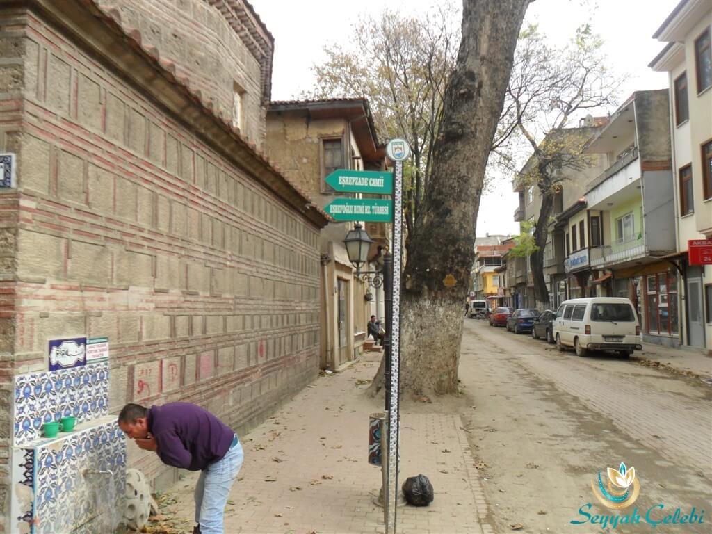 Hacı Özbek Cami Sokak