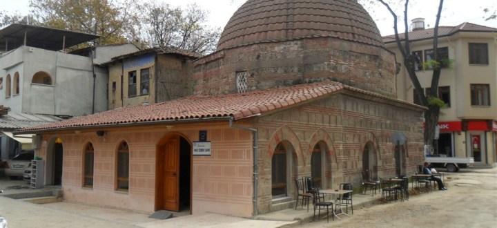 Hacı Özbek Camii