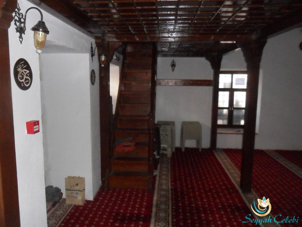 Rüstem Paşa Cami Balkon Merdiven