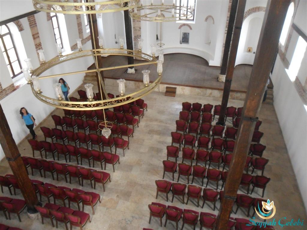Gölyazı Aziz Panteleimon Kilisesi Balkon