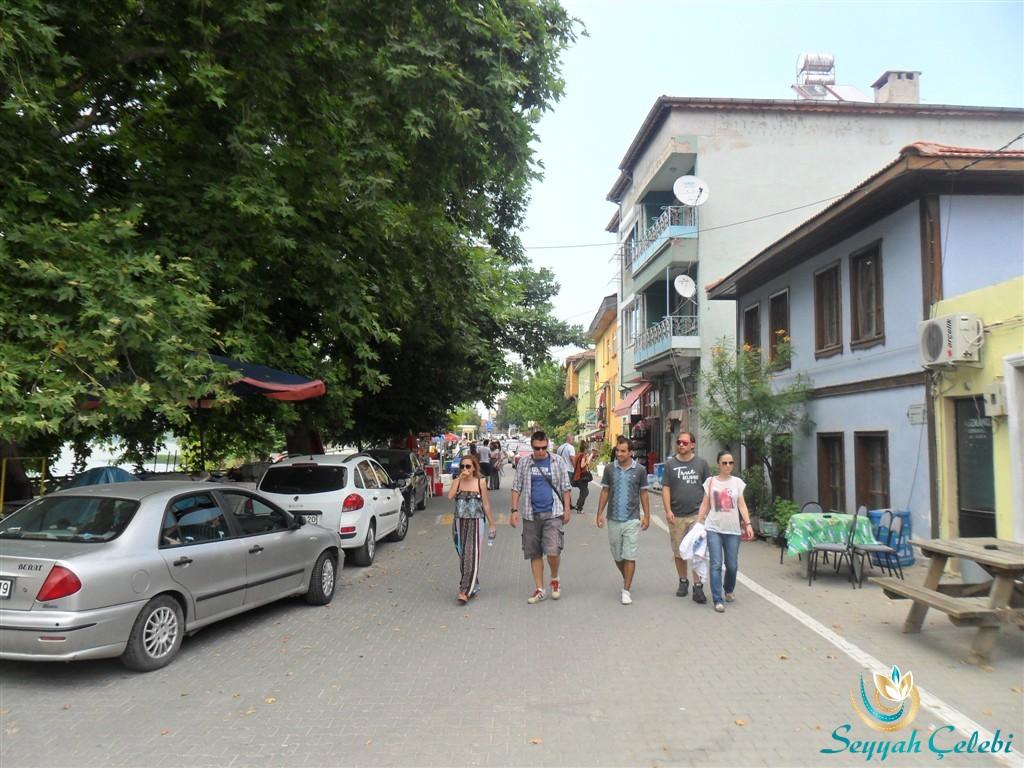 Gölyazı Giriş Sokakları