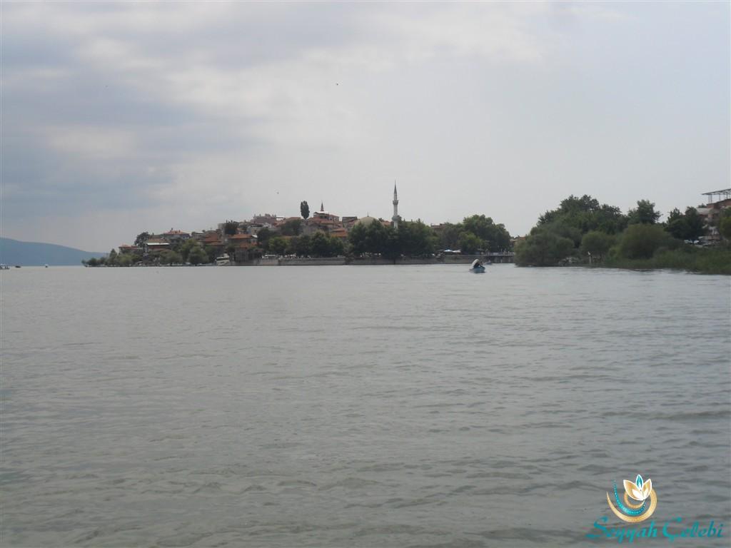 Gölyazı Göl Manzarası
