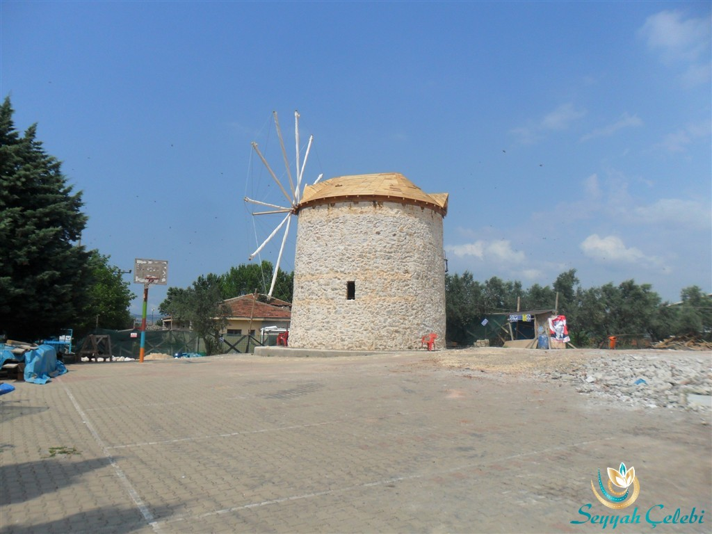 Gölyazı Köyü Yel Değirmeni