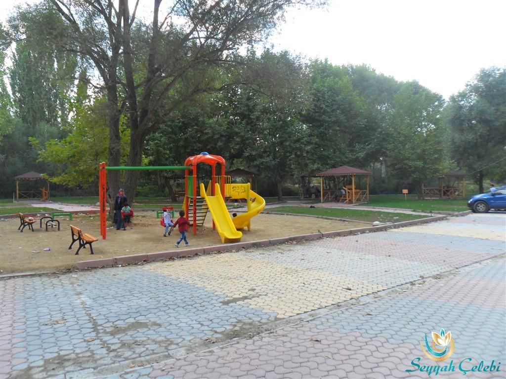 Sarıkız Mesire Alanı Çocuk Parkı