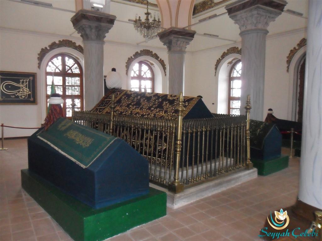 Sultan I.Murad Hüdavendigar Türbesi Sanduka