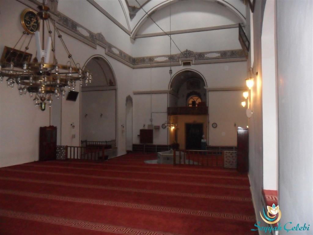 I. Murad Cami Hüdavendigar İçerisi