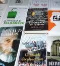 Livres 119x130 Beim Bloc Identitaire in Orange: Ideen