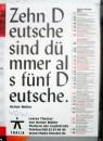 thalia plakat 95x130 Übers Theater: Schlau ist, wer geht