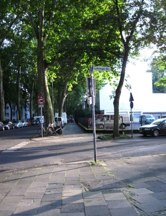 Lothringer str., Cologne, Germany