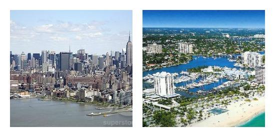 New York City vs Boca Raton