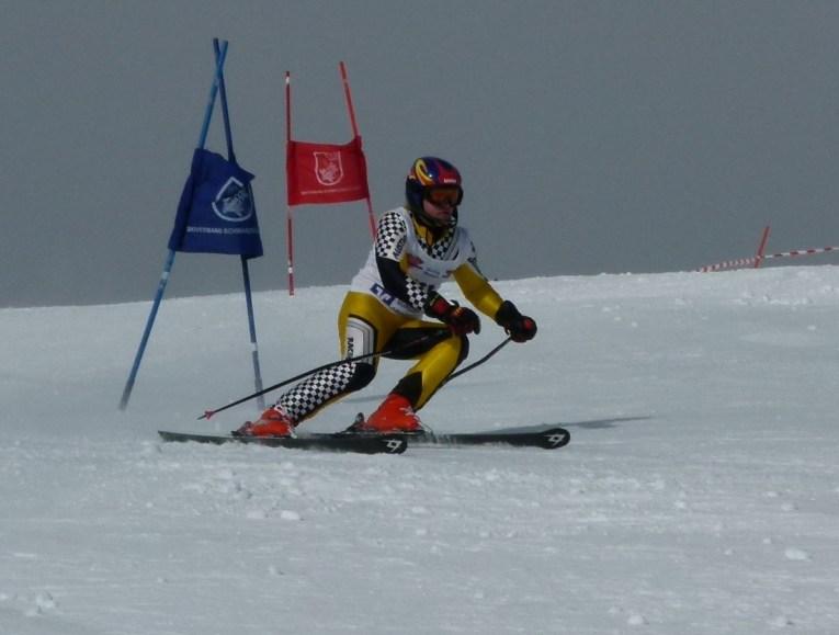 Skiabteilung Frederik Zepf