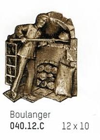 bronze boulanger