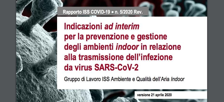 prevenzione e gestione degli ambienti indoor