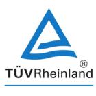 certificato da TUV Rheinland