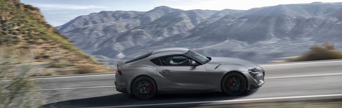 flückiger Autohaus - Der neue Toyota Supra - Das grossartige Feeling