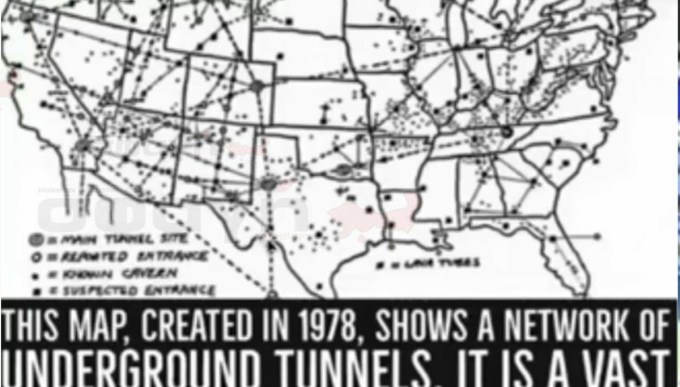 vaseis tunel underground dumbs 11 - The satanic underworld and the secret bases and tunnels on earth