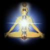 Padmasana, Lotus, Meditatie