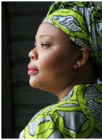 Liberian peace activist Leymah Gbowee