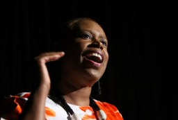 """According to Press TV, """"Cynthia McKinney hinted that she would return to the Gaza Strip, saying she is 'committed to correcting the injustice.'"""""""
