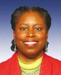 Freedom fighter Cynthia McKinney