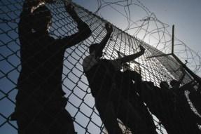 Israeli closures have turned the Gaza Strip into a prison. – Photo: Hatem Omar, MaanImages