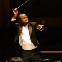 Maestro Michael Morgan, Oakland East Bay Symphony conductor and music director