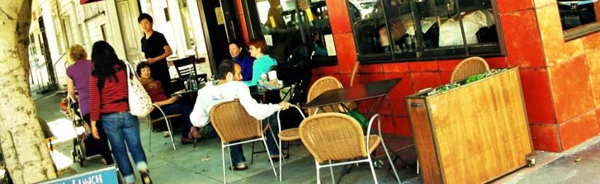 Café and Restaurant Seating