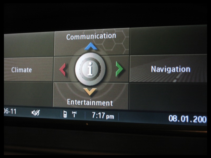 How to tell if you have a BMW CCC or CIC navigation | San Francisco