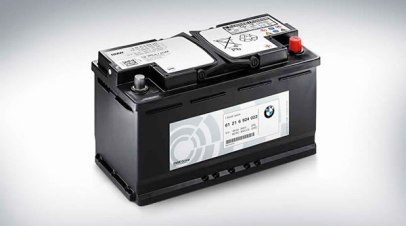 Replacing a BMW Battery?