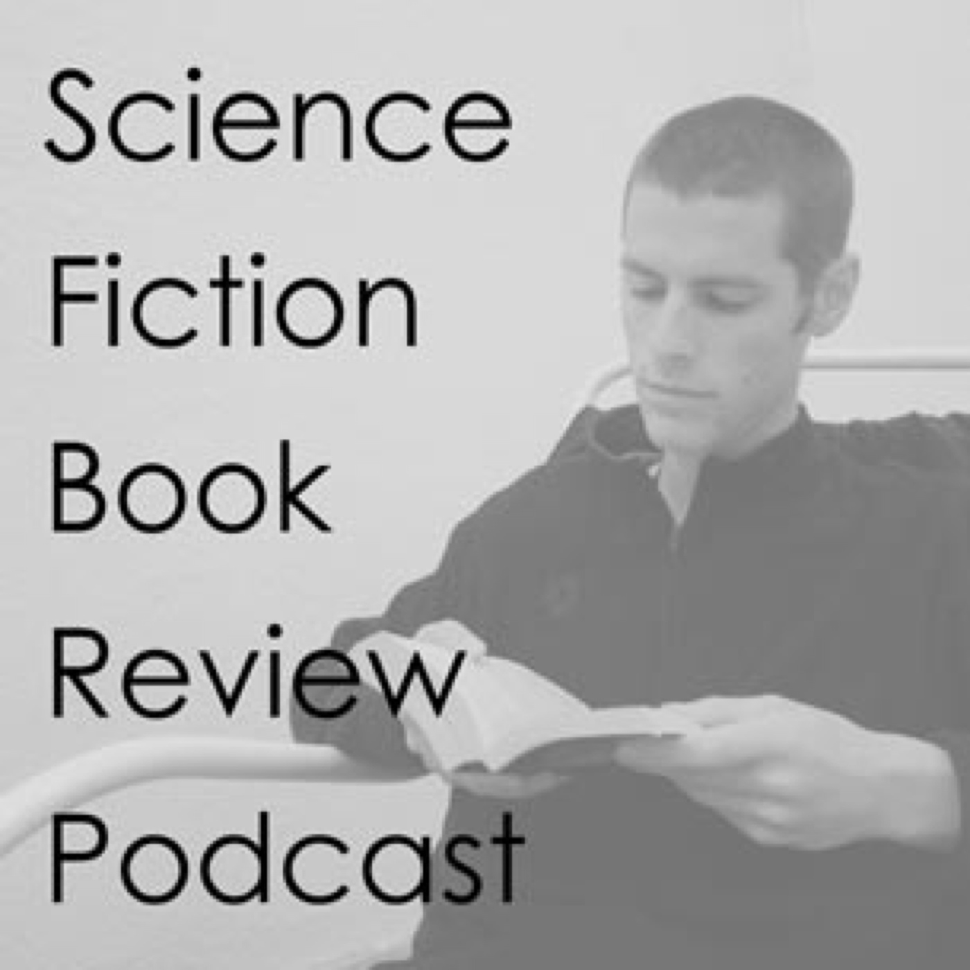 Science Fiction Book Review Podcast Luke Burrage Reads A