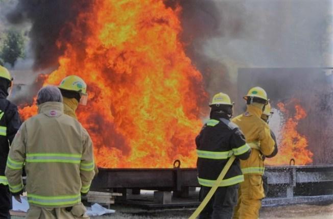 Addestramento addetti antincendio