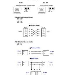usb to rj11 rs422 485 converter [ 1241 x 1755 Pixel ]