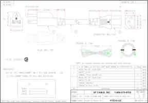 Nema L6 15r Wiring Diagram NEMA 6-15R ~ Elsavadorla