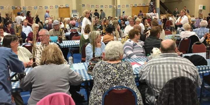Cathedral fund raiser brings together parishioners and others