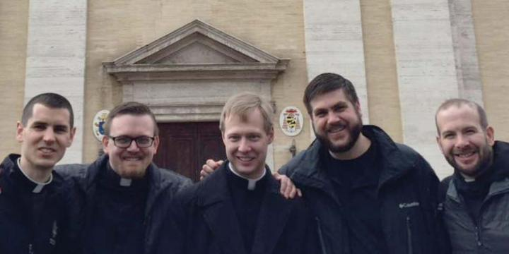A Special Moment: Six to be Ordained Priests for the Diocese of Sioux Falls