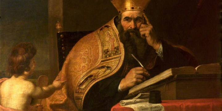 St. Augustine of Hippo