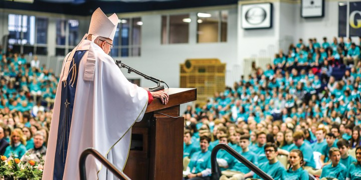 A variety of celebrations highlight Catholic Schools Week