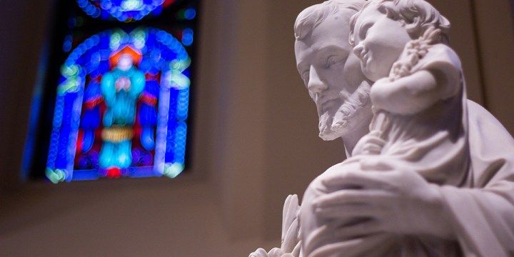 St. Joseph: The great saint of silence
