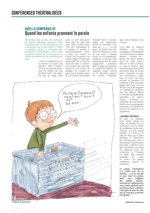 Trimestiel #2 BR page SF