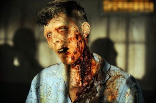 Walking Dead 3rd season.