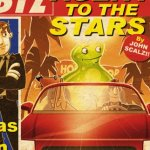 Agent To The Stars by John Scalzi(book review)