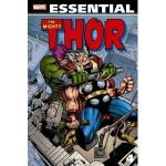Essential Thor Volume 4 by Jack Kirby, Neal Adams, John Buscema and Stan Lee (comic-book review).