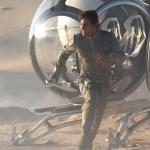 Oblivion… why you run so hard, Tom Cruise?