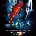 Ender's Game… see you in November.
