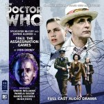 Doctor Who: 1963: The Assassination Games by John Dorney (CD review).